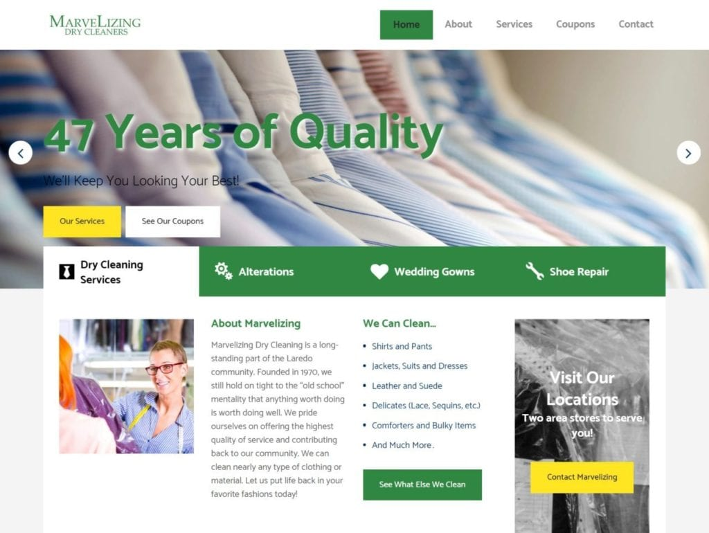San Antonio Website Design